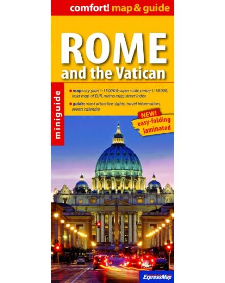 Cartographia  - Róma és a Vatikán