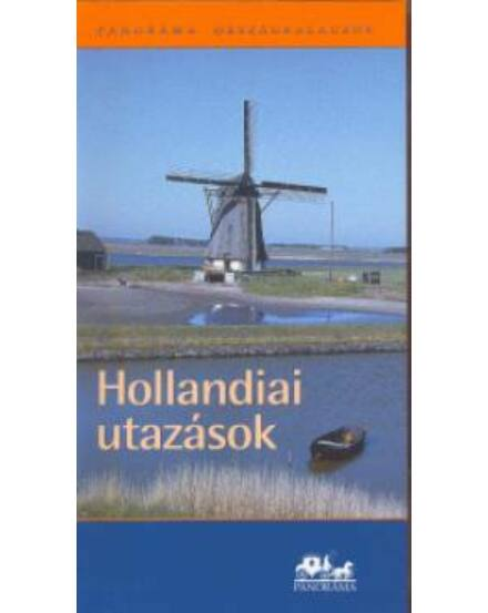 Cartographia  - Hollandiai utazások útikönyv