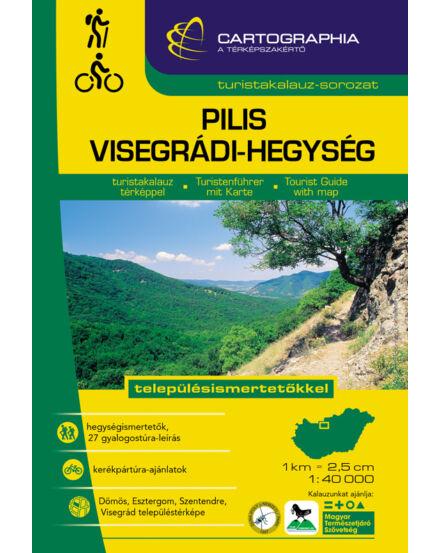 Cartographia  - Pilis és Visegrádi-hg. turistakalauz