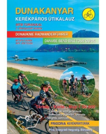 Cartographia  - Dunakanyar kerékpáros útikalauz