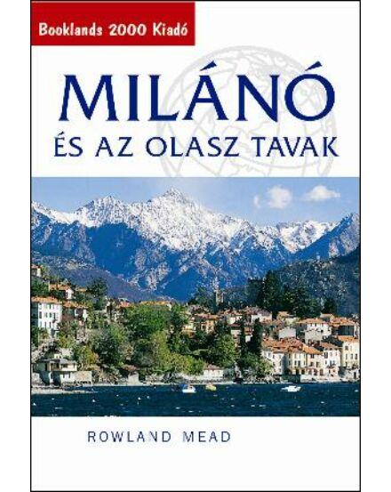 Cartographia  - Milánó és az olasz tavak útikönyv