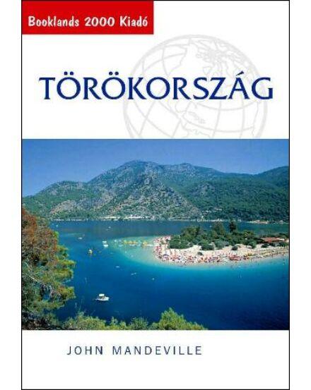 Cartographia  - Törökország útikönyv