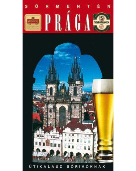 Cartographia  - Prága Sörmentén 2. útikönyv