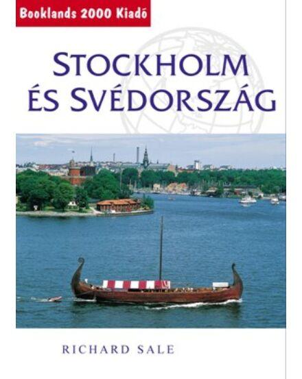 Cartographia  - Stockholm és Svédország útikönyv