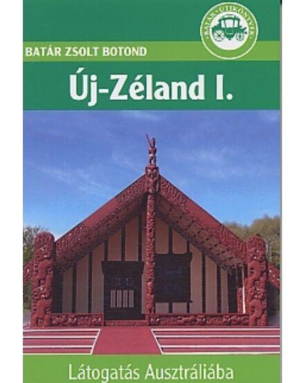 Cartographia  - Új-Zéland útikönyv I.