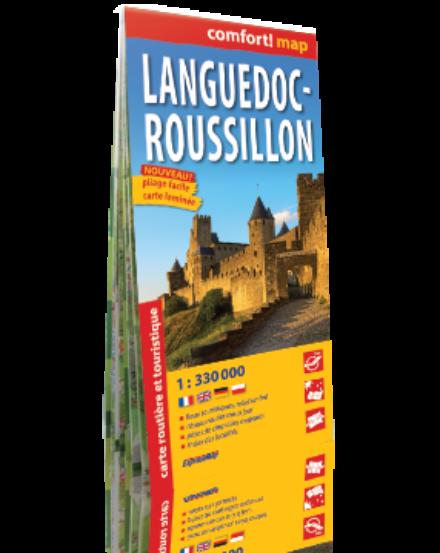 Cartographia  - Languedoc-Roussillon Comfort térkép
