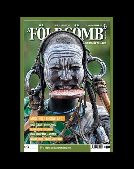Cartographia  - Földgömb újság 2016/ június-július
