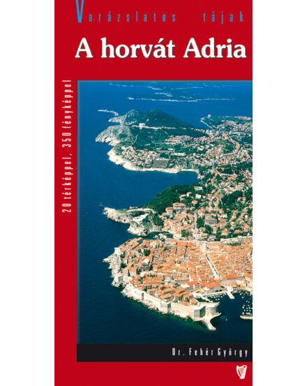 Cartographia  - Horvát Adria útikönyv