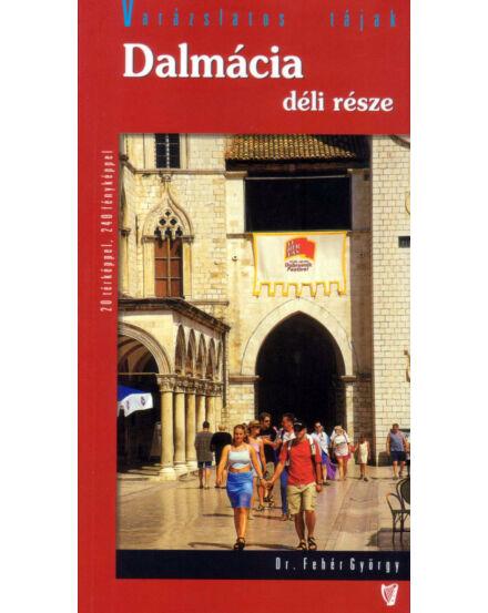 Cartographia  - Dalmácia déli része útikönyv