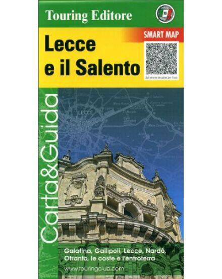 Cartographia  - Lecce és a Salentoi-félsziget szabadidőtérkép