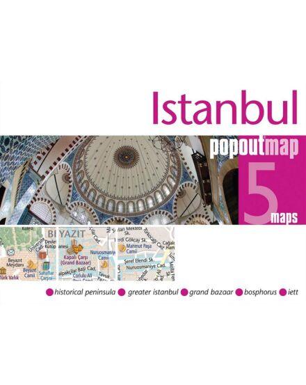 Cartographia  - Istambul várostérkép