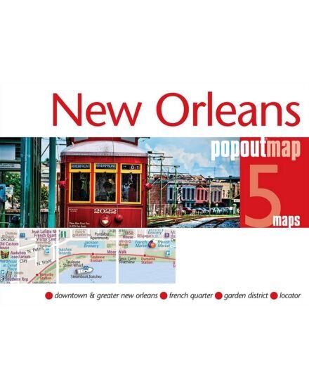 Cartographia  - New Orleans várostérkép