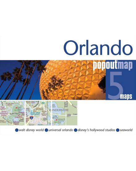 Cartographia  - Orlando várostérkép