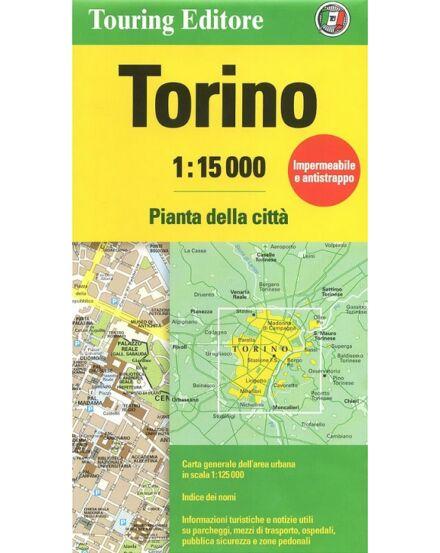 Cartographia  - Torinó várostérkép