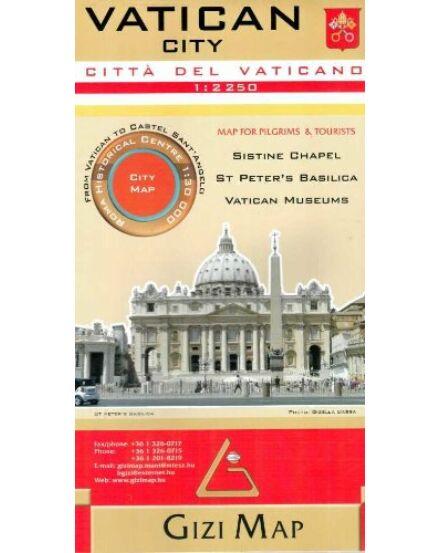Cartographia  - Vatikán térkép