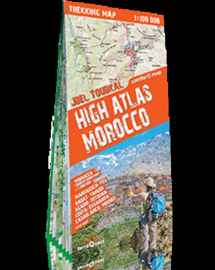 Cartographia  - Marokkó trekking térkép