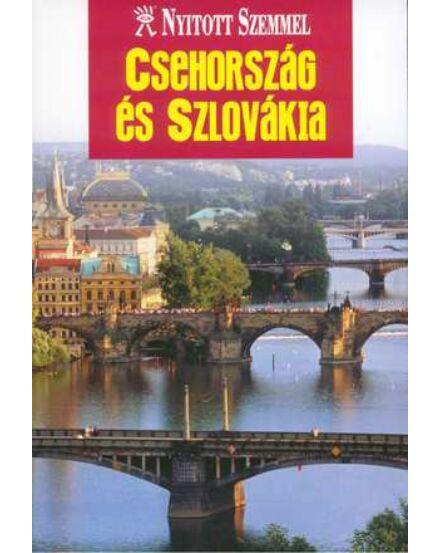 Cartographia  - Csehország és Szlovákia útikönyv - Nyitott Szemmel