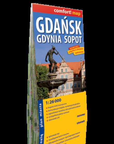 Cartographia  - Gdansk térkép