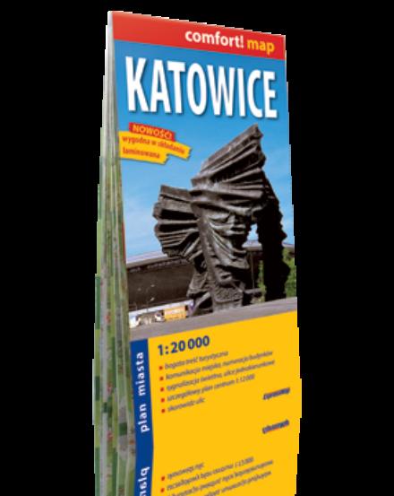 Cartographia  - Katowice térkép