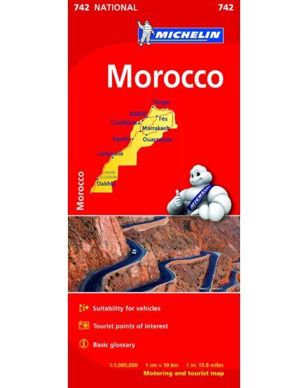 Cartographia  - Marokkó térkép