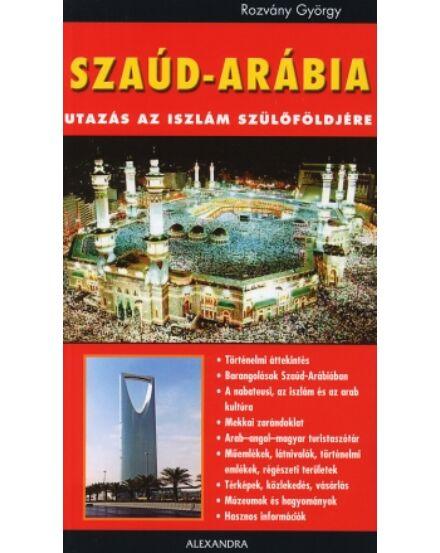 Cartographia  - Szaúd-Arábia útikönyv