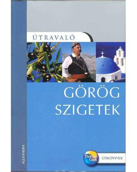 Cartographia  - Görög szigetek útikönyv
