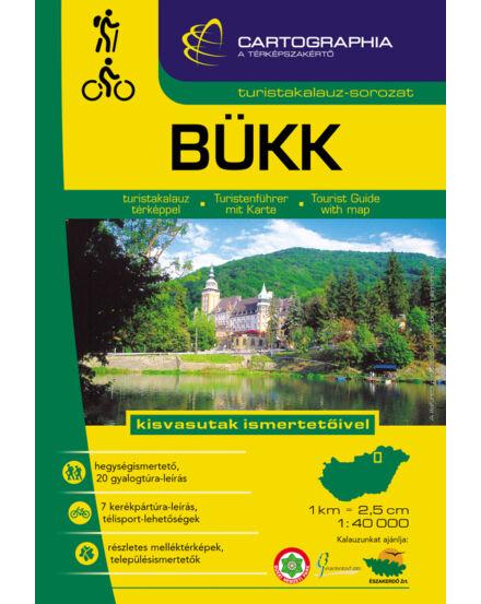 Cartographia  - Bükk turistakalauz