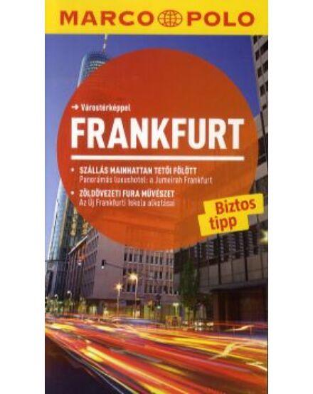 Cartographia  - Frankfurt útikönyv
