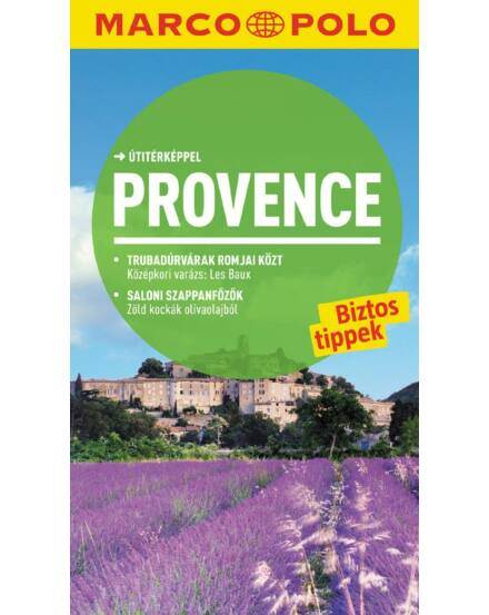 Cartographia  - Provence útikönyv
