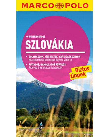 Cartographia  - Szlovákia útikönyv