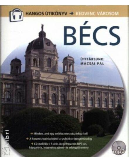Cartographia  - Bécs hangos útikönyv