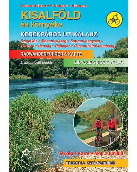 Cartographia  - Kisalföld és környéke kerékpáros útikalauz