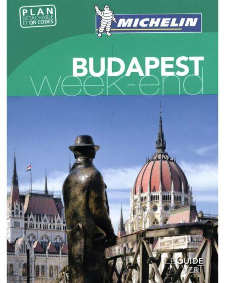 Cartographia  - Budapest Weekend útikönyv (francia)