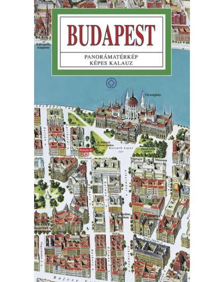 Cartographia  - Budapest Panorámatérkép (magyar)