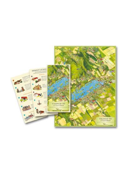 Cartographia  - Velencei-tó látványtérkép