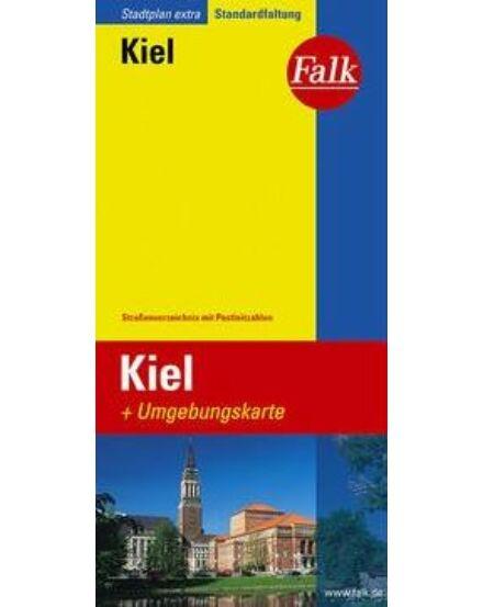 Cartographia  - Kiel várostérkép