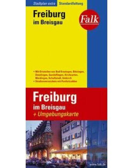 Cartographia  - Freiburg várostérkép