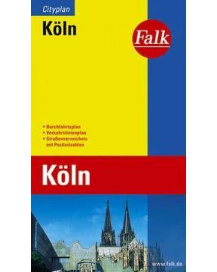 Cartographia  - Köln várostérkép