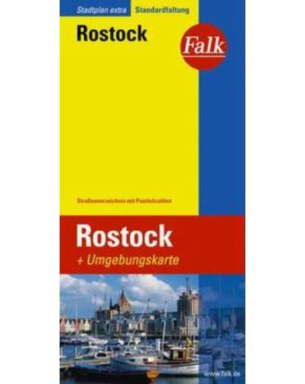 Cartographia  - Rostock várostérkép