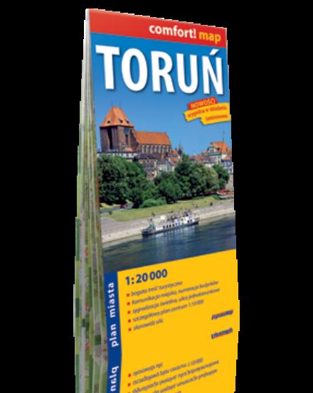 Cartographia  - Torun Comfort várostérkép