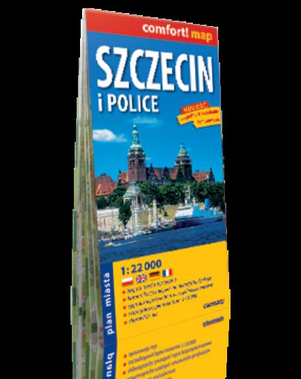 Cartographia  - Szczecin Comfort várostérkép