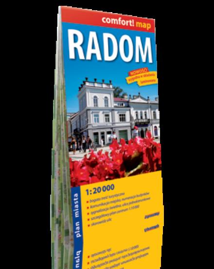 Cartographia  - Radom Comfort várostérkép