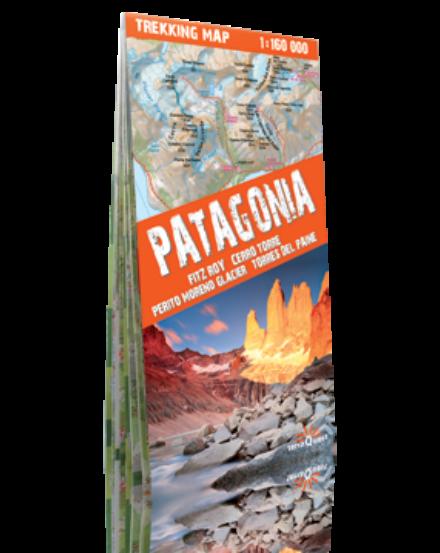 Cartographia  - Patagónia trekking térkép
