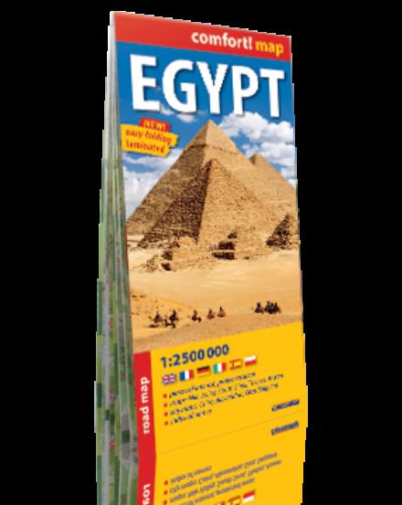 Cartographia  - Egyiptom Comfort térkép