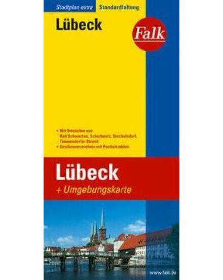 Cartographia  - Lübeck várostérkép
