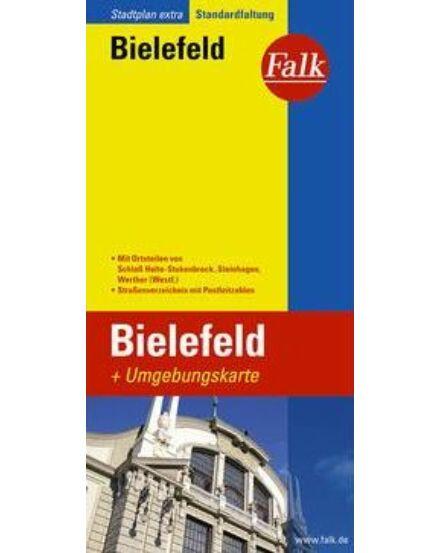 Cartographia  - Bielefeld várostérkép