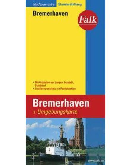 Cartographia  - Bremenhaven várostérkép