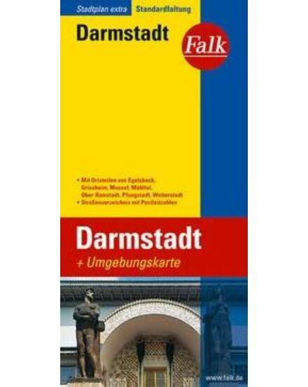 Cartographia  - Darmstadt várostérkép