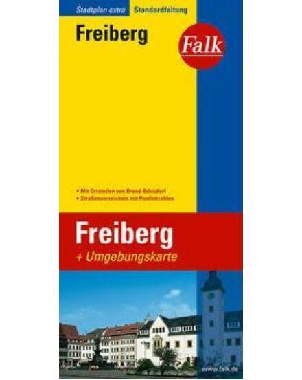 Cartographia  - Freiberg várostérkép