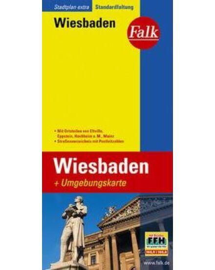 Cartographia  - Wiesbaden várostérkép
